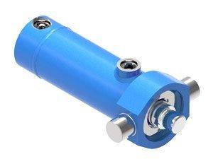 Piston hydraulic cylinder type UCJ3