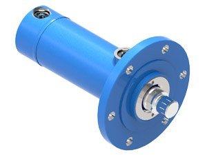 Piston hydraulic cylinder type UCJ5