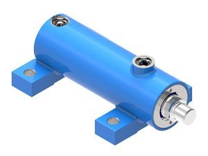 Piston hydraulic cylinder type UCJ7